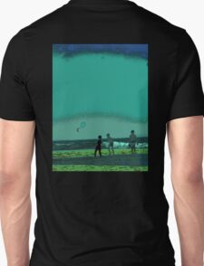 Surf and kite surf beach design hoodie Unisex T-Shirt