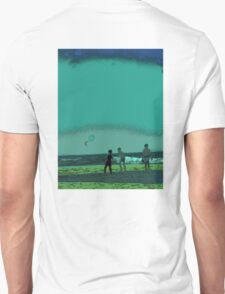 Surf and kite surf beach design hoodie T-Shirt