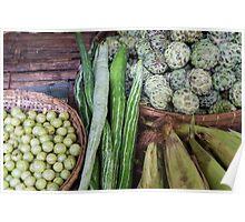 food basket Poster