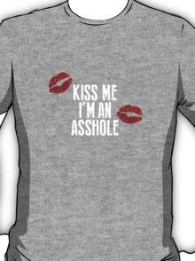 True Detective - Kiss Me, I'm an Asshole T-Shirt