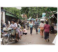 market street Poster