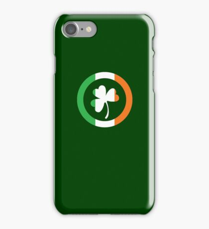 Saint Paddy's Day T-shirt iPhone Case/Skin