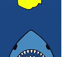 Jaws & Cupcakes  by Stacey Roman
