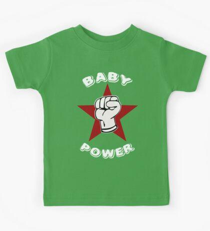 Baby Power Onesie Kids Tee