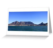 (Table) Mountain Magnificence Greeting Card