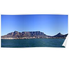 (Table) Mountain Magnificence Poster
