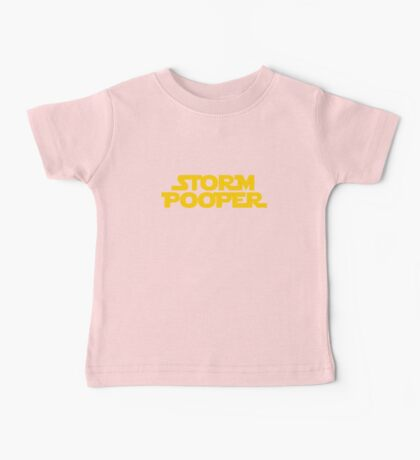 Storm pooper Baby Tee