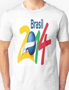 Brazil World Cup 2014 T-shirt T-Shirt