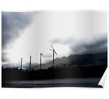 Kirstenbosch Wind Farm Poster