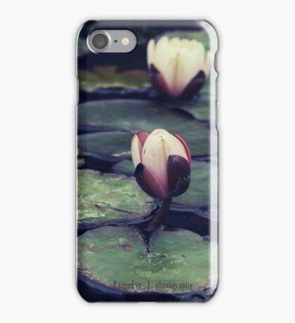Nymphaea iPhone Case/Skin