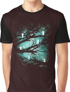 Tree Spirits Graphic T-Shirt