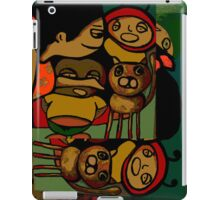 Fairy tales collection kat design i pad tablet design iPad Case/Skin
