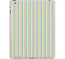 Color Stripe iPad Case/Skin