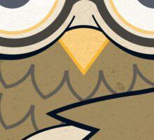 Smarty Pants! Owl Buddy Sticker