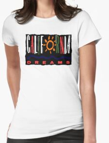 California Dreams - TV Show Womens T-Shirt