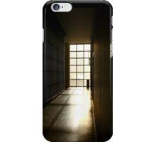 illuminated window iPhone Case/Skin