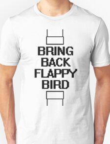 """Bring Back Flappy Bird"" T-Shirt Unisex T-Shirt"