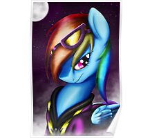 Shadow of a Rainbow Poster