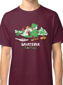 Whatever I don't Care Yoshi Classic T-Shirt