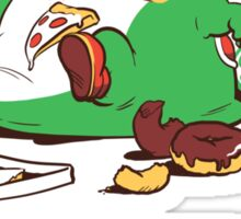 Whatever I don't Care Yoshi Sticker