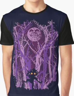 Lost In The Woods Graphic T-Shirt