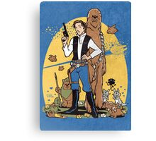 The Smuggler Canvas Print