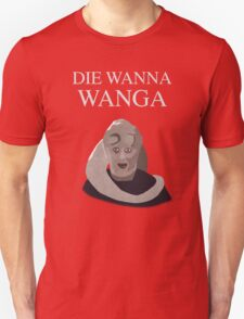 Bib Fortuna: Die Wanna Wanga: White Version T-Shirt