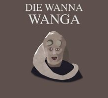 Bib Fortuna: Die Wanna Wanga: White Version Unisex T-Shirt