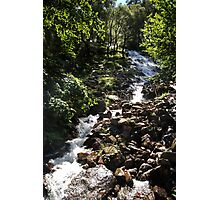 Waterfall Buttermere Photographic Print