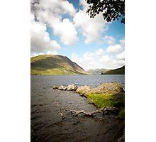 Crummock Water Photographic Print
