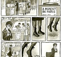 A Moment In Paris, Page 1 by Livali Wyle