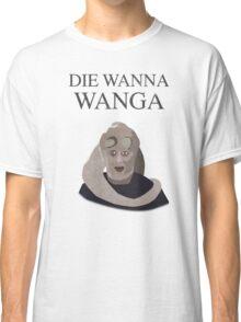 Bib Fortuna: Die Wanna Wanga: Black Version Classic T-Shirt