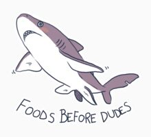 Foods Before Dudes by Cara McGee