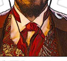 Django Unchained Sticker