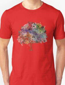 Can you feel the breath of nature? Unisex T-Shirt
