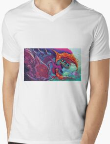 CSGO - HyperBeast Mens V-Neck T-Shirt