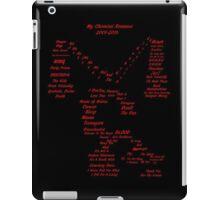 My Chemical Romance Tribute Shirt iPad Case/Skin