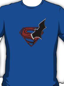 Superman Vs Batman First Strike T-Shirt
