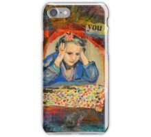 Life is a puzzle iPhone Case/Skin