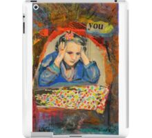 Life is a puzzle iPad Case/Skin