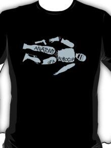 Anatomy of a RoboCop T-Shirt
