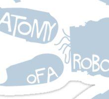Anatomy of a RoboCop Sticker