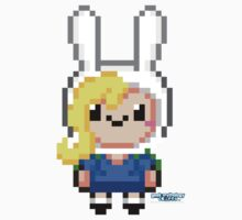 Chibi Fionna the Chibi Human by geekmythology