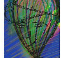CRAZY BALLOON FACE by VividAudacity