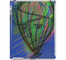 CRAZY BALLOON FACE iPad Case/Skin