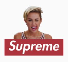 Miley Supreme by kmmills