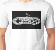 true gamers controller shirt Unisex T-Shirt