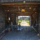 Fort Niagara - GateHouse by KBelleau