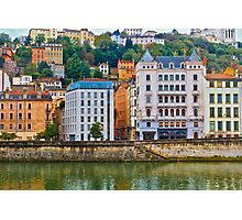 Lyon, France Photographic Print