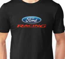 ford racing team logo Unisex T-Shirt